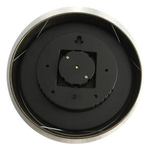 Image 3 - 20 سنتيمتر ميزان الحرارة الرطوبة مقياس الضغط 3 في 1 محطة الطقس الجدار الشنق
