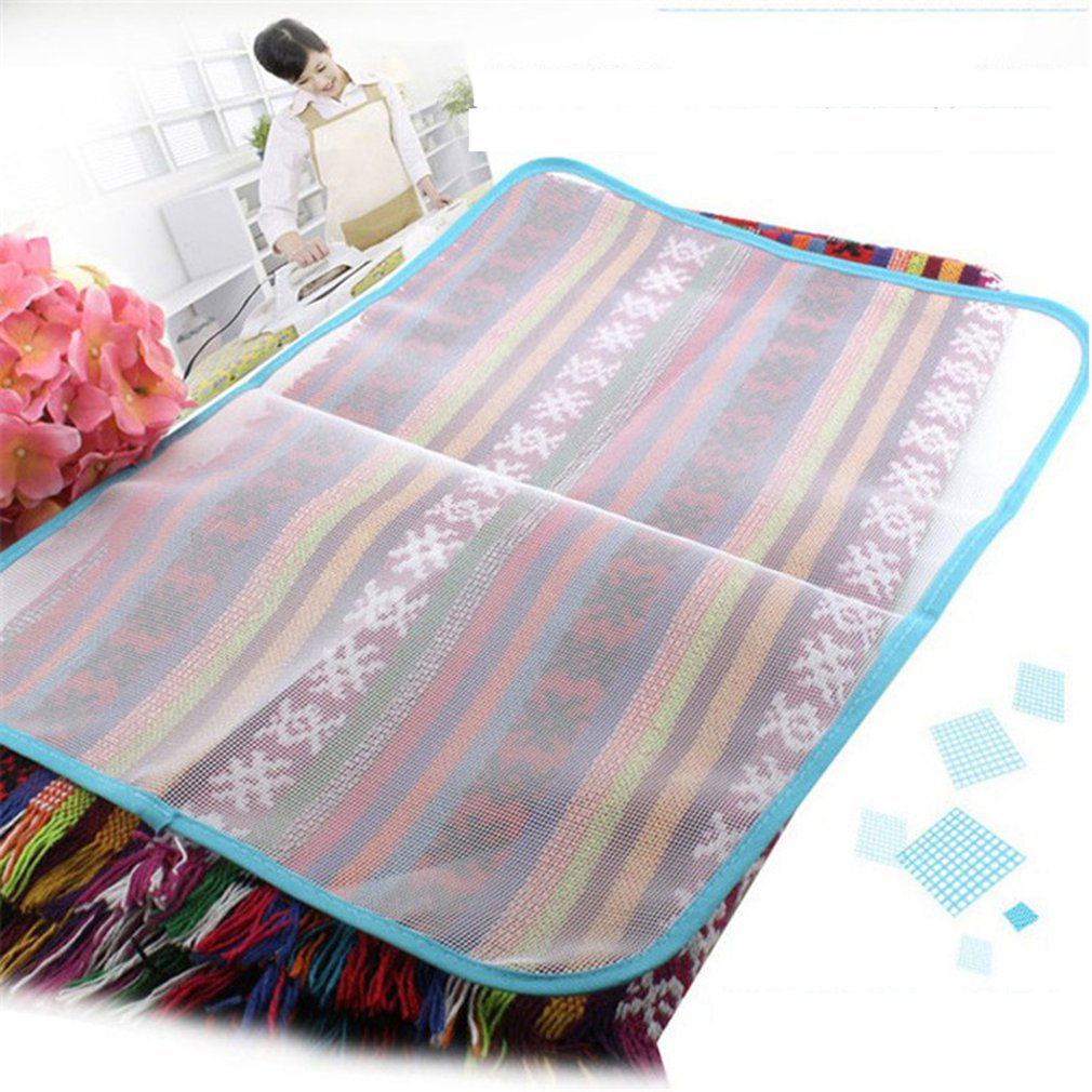 High Temperature Ironing Cloth Pad Household Protective Heat Mat Cover Insulation Against Pressing Boards Mesh ResistanceHigh Temperature Ironing Cloth Pad Household Protective Heat Mat Cover Insulation Against Pressing Boards Mesh Resistance