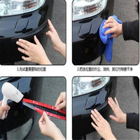 Car Styling Anti Collision Protection Sticker For AUDI A1 A3 A4L A4 A5 A6 B8 C5