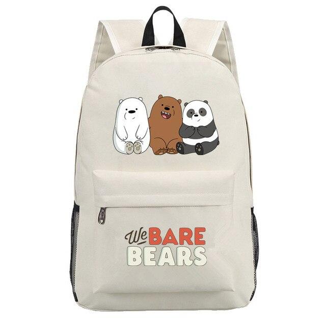 Рюкзак мультсериала Мы обычные медведи в ассортименте