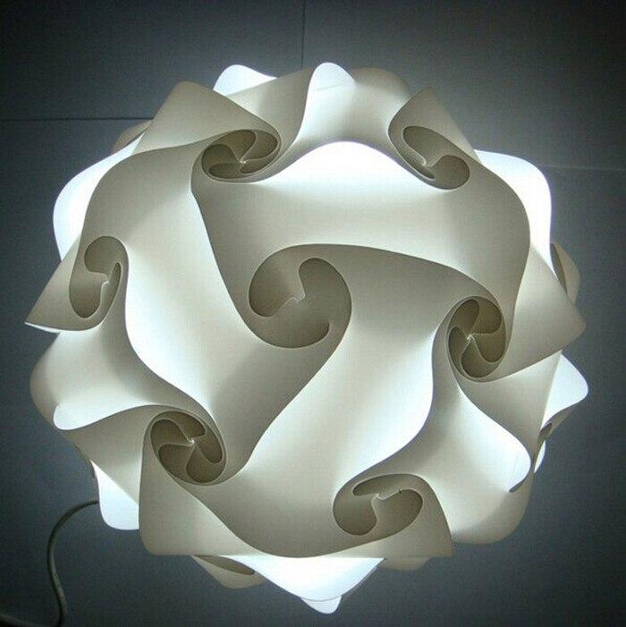 Whole Free Shipping Iq Puzzle Light Jigsaw Lights Wedding For Decoration Medium Size 50 Sets Per Lot