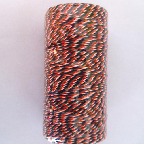 Bakers Twine Orange 110 yd Cotton Craft String