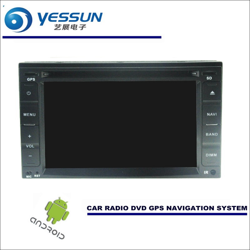 YESSUN Car Android Navigation For Nissan Cefiro / Murano / Maxima 1998~2008 - Radio Stereo CD DVD Player GPS Navi HD Multimedia yessun for mazda cx 5 2017 2018 android car navigation gps hd touch screen audio video radio stereo multimedia player no cd dvd