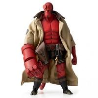 Hellboy Anung Un Rama 1/12 6 Action Figure doll Cloth Gown Sword Gun KO 1000toys Mike Mignola Big Baby Variant Comic Movie Toy