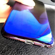 Оригинальный jcda бренд для Apple iPhone 7 Plus телефон case силиконовая крышка скраб роскошный пластиковый рукавом Матовый PC Back анти -стук