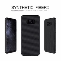 Sfor Samsung Galaxy S8 For Galaxy S8 Plus Case NILKIN Synthetic Fiber Plastic Cell Phone Cover