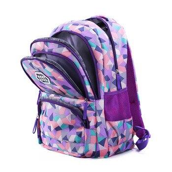 2020 Hot New Children School Bags For Teenagers Boys Girls Big Capacity Backpack Waterproof Satchel Kids Book Bag 4