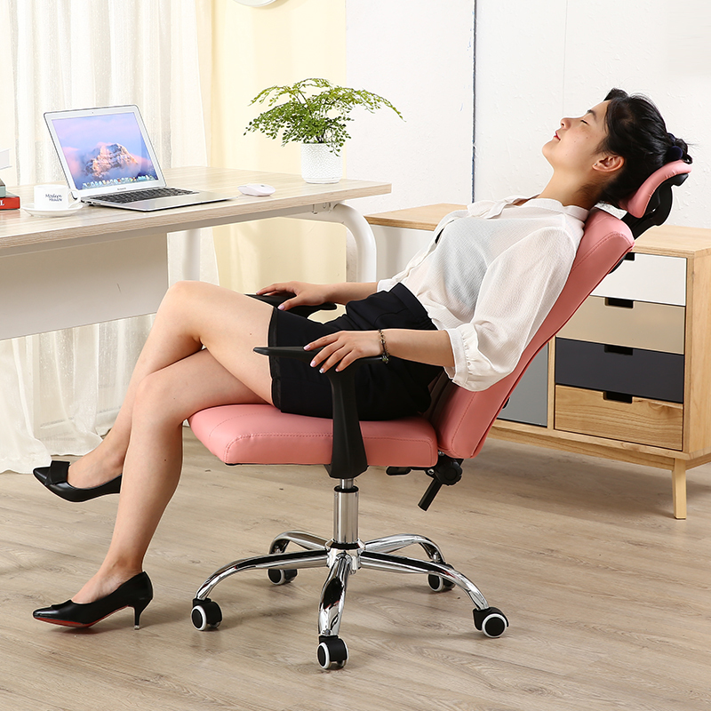 Computer European The Main Sowing Household Work An Member Modern Concise Student Gaming Swivel Chair(China)