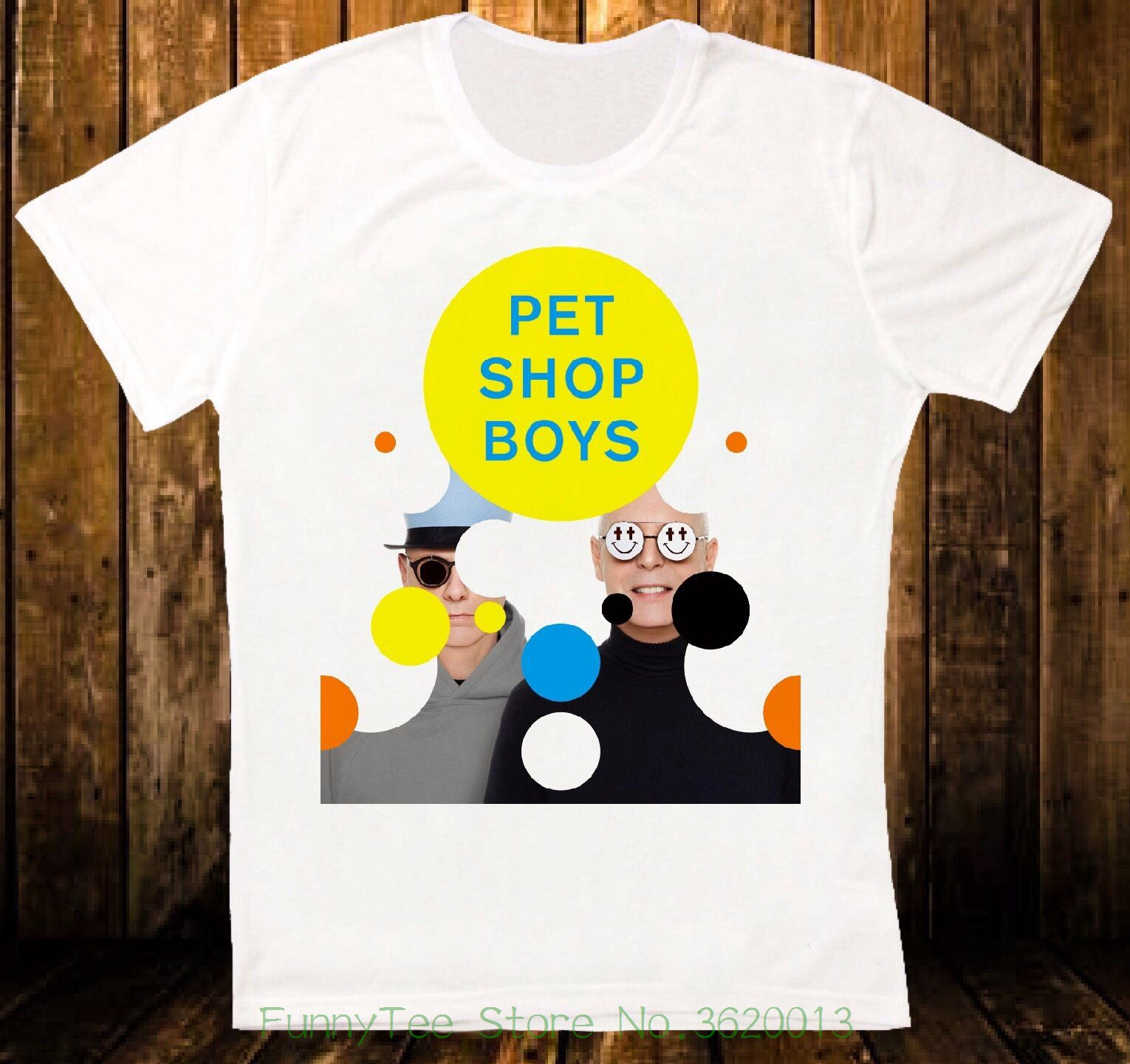 Pet Shop Boys Los S Per Tour 2017 Retro Vintage Hipster Camiseta Unisex 1025