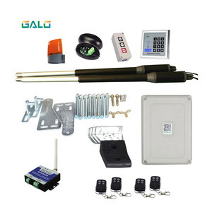 Image 1 - GALO 200kgs Engine Motor System Automatic door AC220V/AC110V swing gate driver actuator perfect suit gates opener