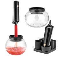 1 шт. электрическая губка для удаления макияжа сушилка Удобная стирка макияж чистящее средство для щеток машина