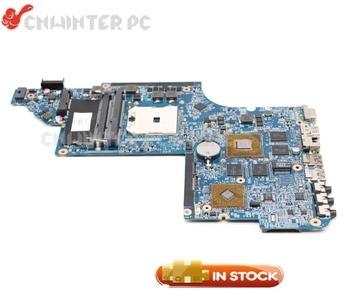 NOKOTION 665281-001 650854-001 55.4RI01.261G For HP Pavilion DV6 DV6-6000 Laptop Motherboard Socket FS1 HD6750M 1GB