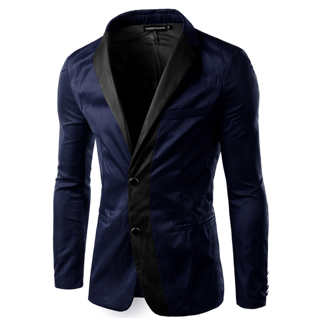 New Arrival Men Brand Slim Fit Tuxedo Fashion Formal Business Wedding Party Men Suit Jacket Male Suit Blazer BXZ019
