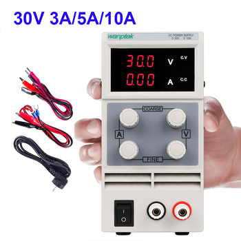 Switching Adjustable Lab Power Supply Laboratory 30v 10A 5A 3A  Source 3010D 30 V Unit Voltage Regulator 220 v 110V For Phone