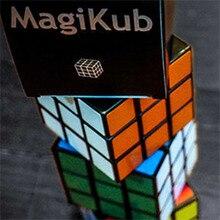 MAGIKUB Волшебные трюки головоломки маг крупным планом трюк реквизит Иллюзия ментализм игрушечный кубик мгновенное восстановление Magia