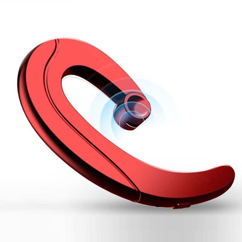 Bone conduction Bluetooth Wireless Earphone Driving Headphone Sport Hidden Music Hands-free with Mic Headset for iPhone Xiaomi mini no pain wear wireless headset lossless music earphone with mic bone conduction bluetooth headphone for iphone android