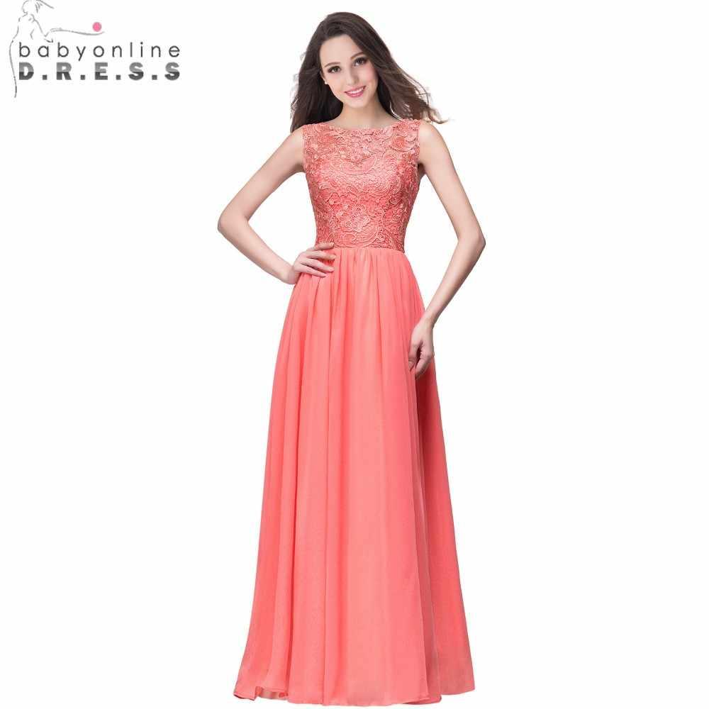 1c008a1af2d Elegant Dark Navy Chiffon Bridesmaid Dresses Long 2019 Sleeveless Wedding  Party Dresses Royal Blue Formal Dresses