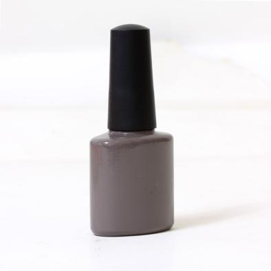 free shipping 10ml 10/20/30pcs/lot coffee empty glass nail polish bottle,with a lid brush cosmetics packaging nail bottles 100 pcs lot of small glass vials with cork tops 1 ml tiny bottles little empty jars