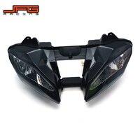 Motocykl przedni reflektor montaż reflektorów ulicy dla YAMAHA YZF R6 YZFR6 YZF R6 2008 2012 2008 2009 2010 2011 2012 na
