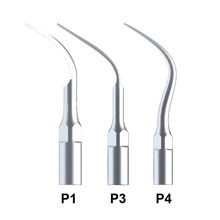 купить 3Pcs P1 P3 P4 Dental Equipment Scaler Tip Perio Scaling Tips For EMS and Woodpecker Ultrasonic Scaler Handpiece Teeth Care Tools дешево