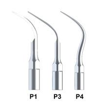 3Pcs P1 P3 P4 Dental Equipment Scaler Tip Perio Scaling Tips For EMS and Woodpecker Ultrasonic Scaler Handpiece Teeth Care Tools цена в Москве и Питере