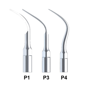 3Pcs P1 P3 P4 Dental Equipment Scaler Tip Perio Scaling Tips For EMS and Woodpecker Ultrasonic Scaler Handpiece Teeth Care Tools цена 2017