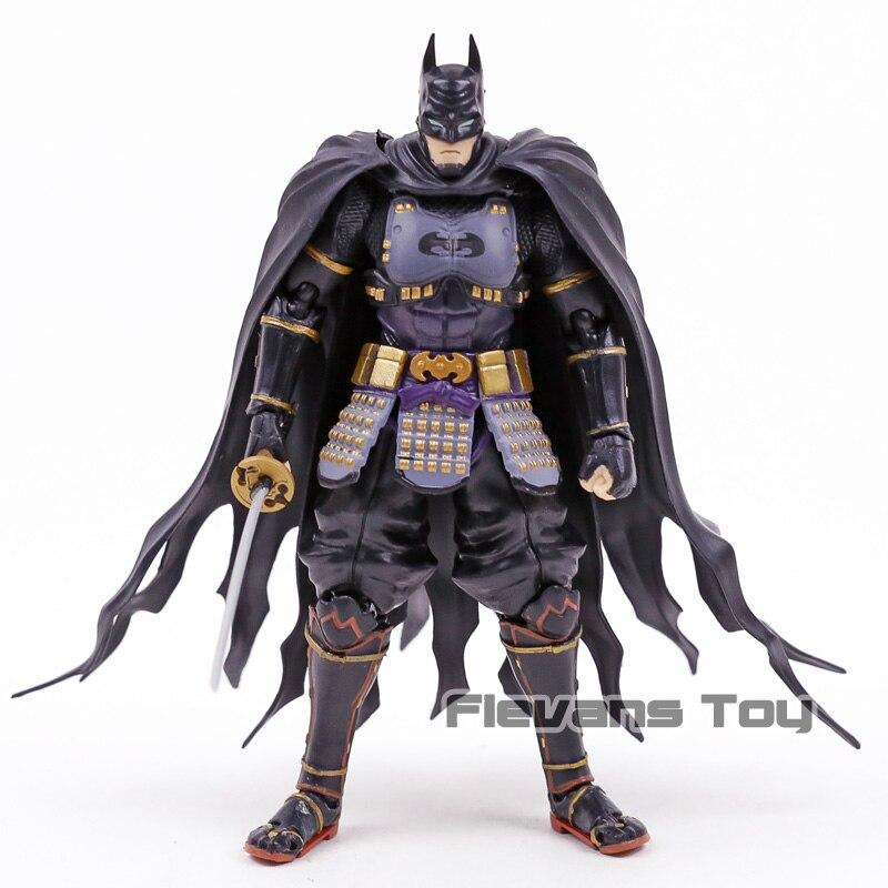 SHF SHFiguarts DC Ninja Batman PVC Action Figure Toy Brinquedos Figurals Model Gift