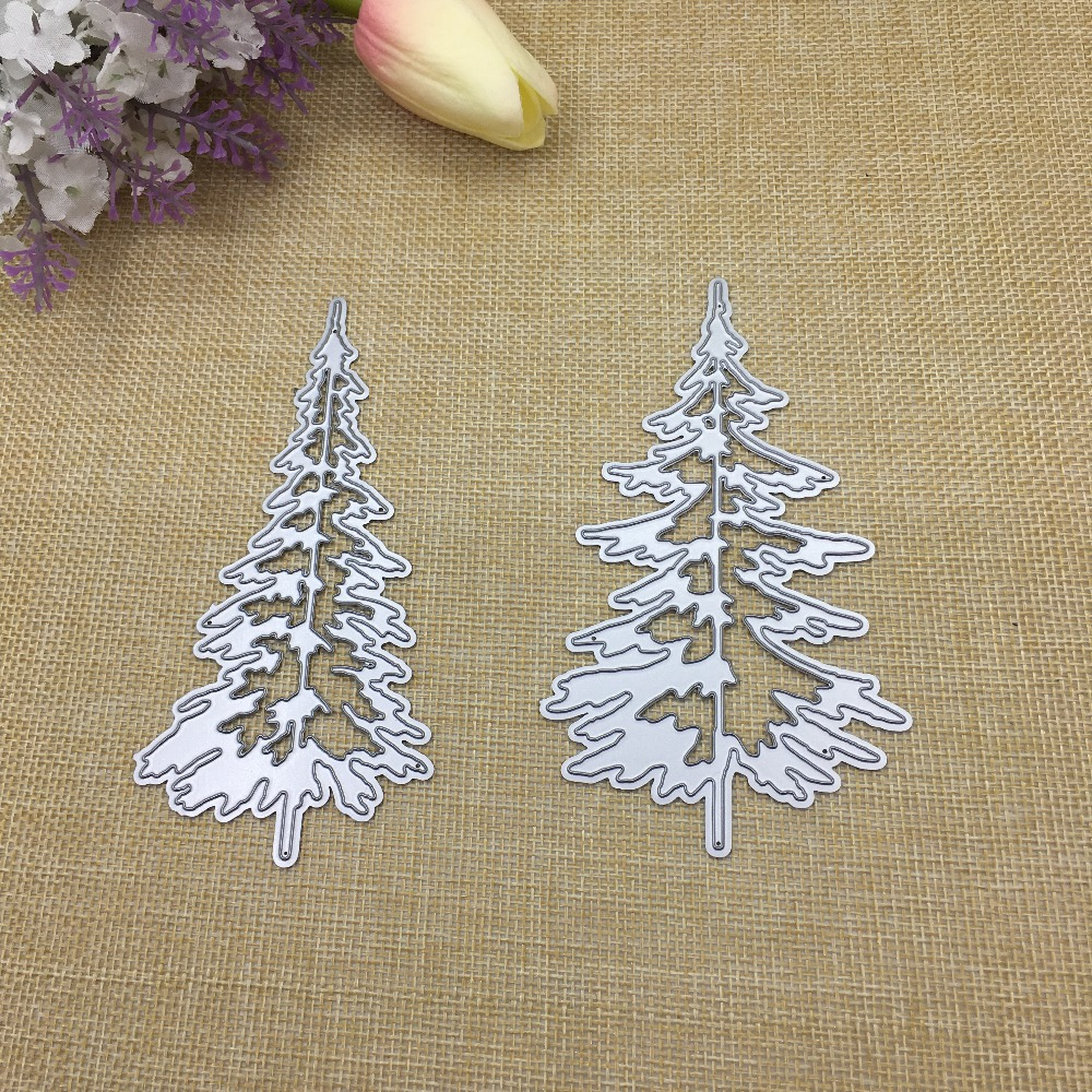 Julyarts Metal Tree Cutting Dies 2019 New For Scrapbooking Dies Metal Nouveau Arrivage in Cutting Dies from Home Garden