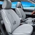 Full set seat covers for Suzuki Jimny car seat cover set black PU leather car seat cushions custom car covers seats protection