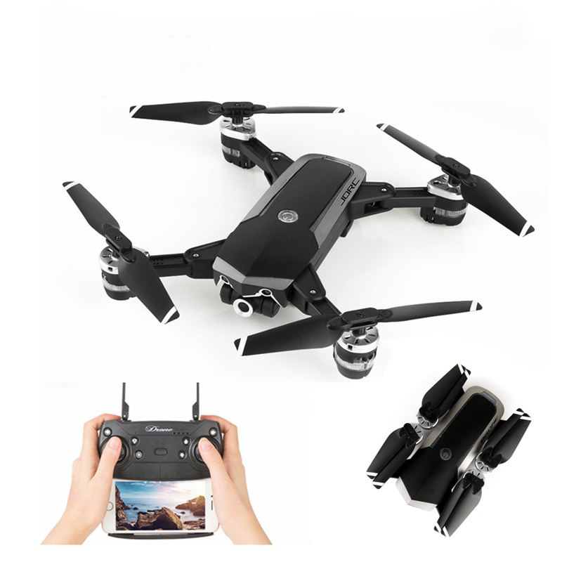 JD-20S PRO RC Helicopters Camera Drone PRO WiFi FPV 2MP / 0.3MP HD Camera 18mins Flight Time Foldable RC Drone Quadcopter RTF image