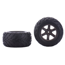Hot 15 ZJ01 Car Tyres With Sponge Car Parts for S911 9115 RC Car Models Racing