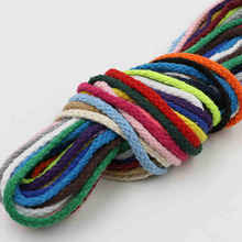 Hot !!! 7 mm 80yards/lot DIY Handmade 100% Cotton Rope Woven Cord/String for Diy Accessories Bag Craft Projects 9 color