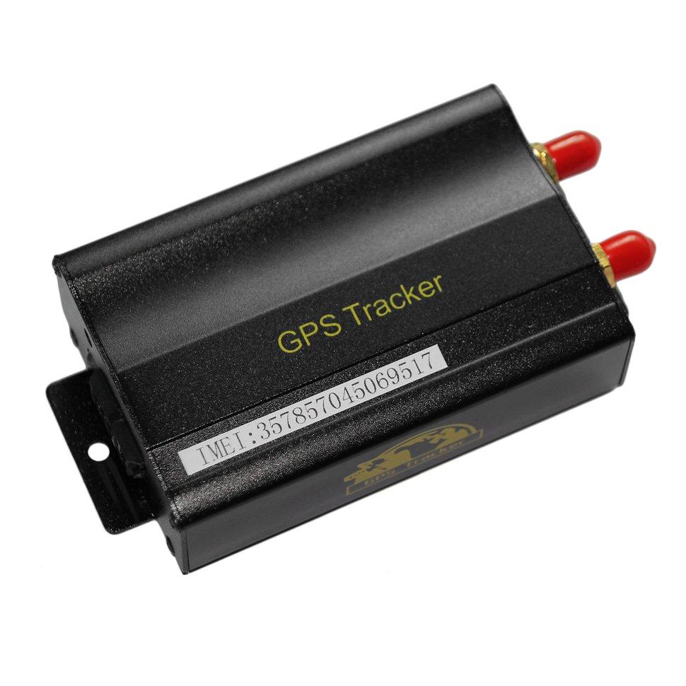 Traqueur de GPS de 5 pièces GSM pour la moto de voiture avec le système de suivi de véhicule indicateur