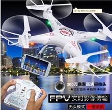 D97 FPV Quadcopter WIFI 2.4Ghz 4CH RC LIVE SYMA Camera Drone with HD Camera RTF