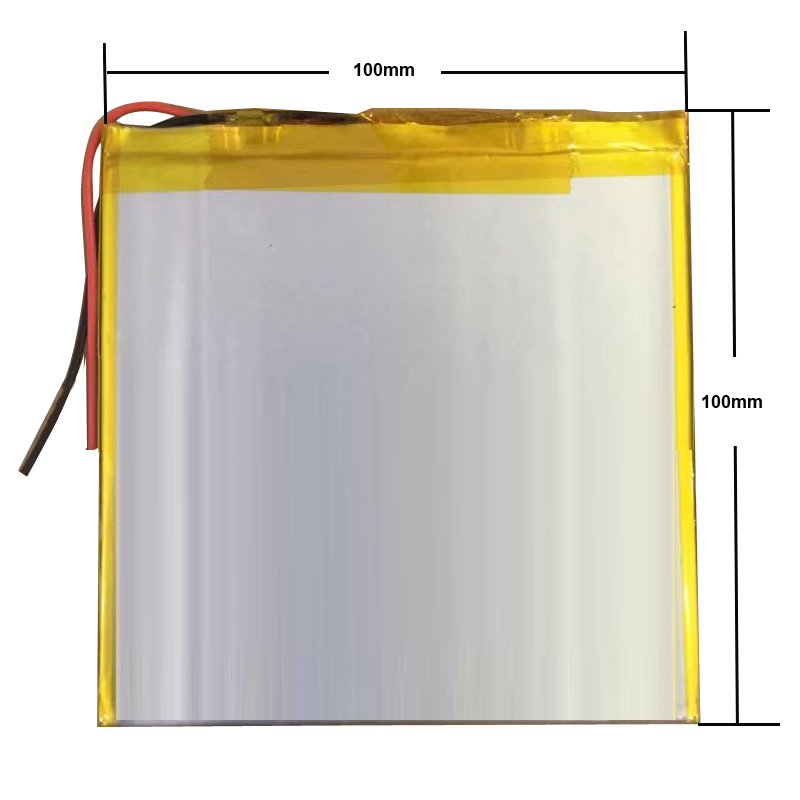 5000mah Battery For Alldocube X5 T8 Pro Tablet Battery Inner 3.7V Inner Polymer Li-ion+Tracking 35100100