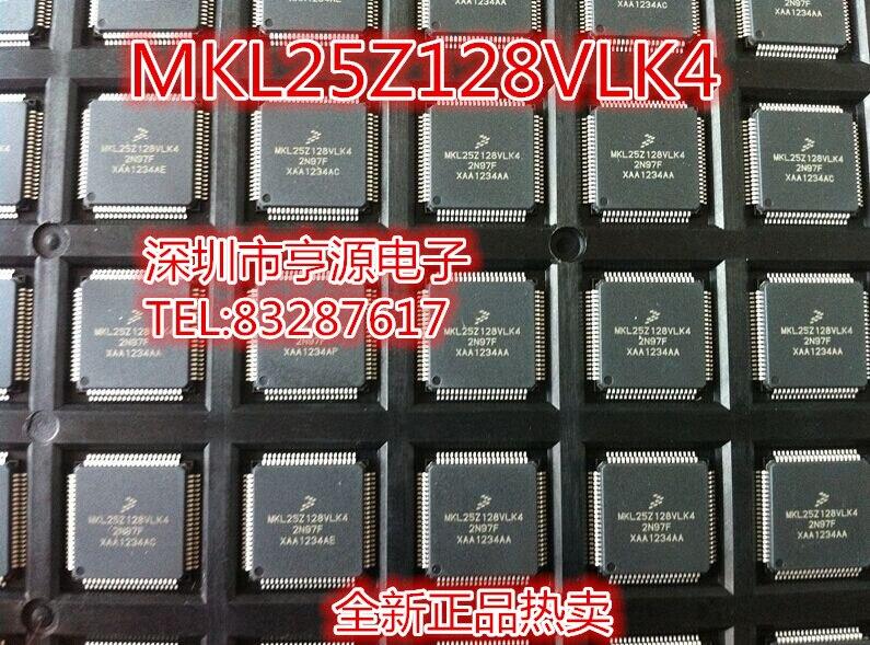 Цена MKL25Z128VLK4
