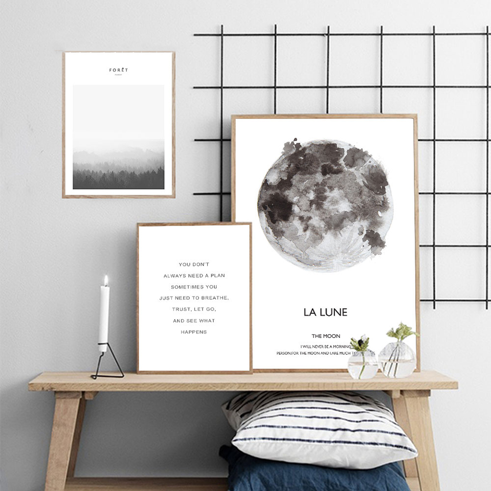 Scandinavian-Landscape-Moon-Lune-Canvas-Poster-Motivational-Nordic-Style-Wall-Art-Print-Painting-Decoration-Pictures-Home