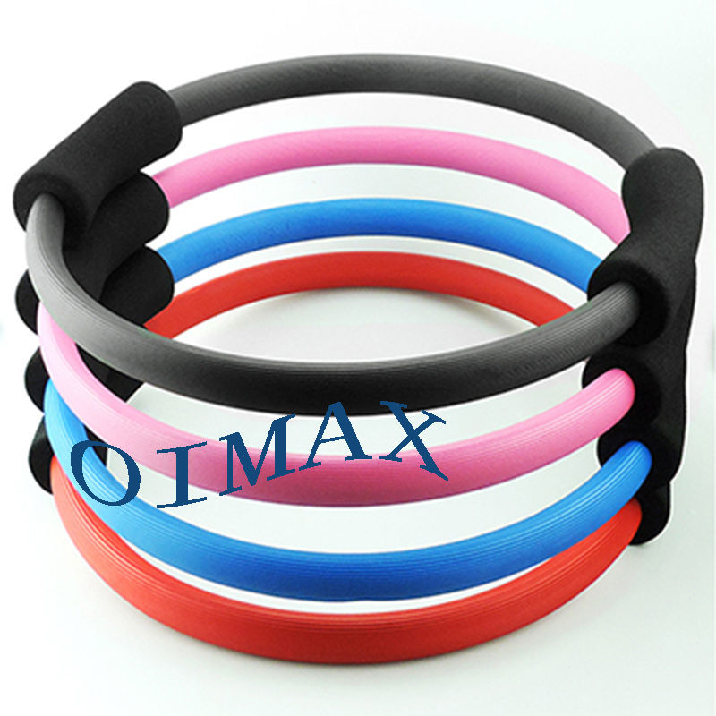 Pilates Ring Magic Circle Dual Grip Sporting Goods Yoga Exercise Fitness
