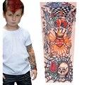 Рукава для татуировок, детские летние рукава для защиты рук, спортивные рукава в стиле хип-хоп для мальчиков и девочек
