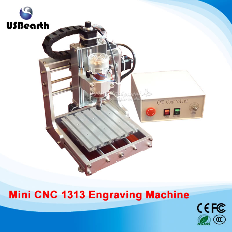 DIY cnc 1313 router 300w engraving machine mach 3 software control with 155mm Z axis travel eur free tax cnc 6040z frame of engraving and milling machine for diy cnc router