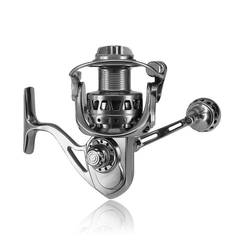 Spinning Fishing Reel Baitcasting Freshwater Saltwater Full Metal Fishing Spools