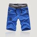 2016 hot roupas quick dry homens shorts casuais marca de verão calções geométricas sea board shorts da praia dos homens
