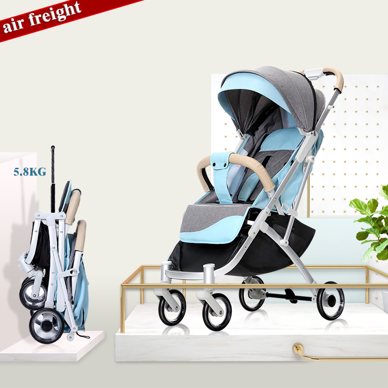 2019 new folding stroller, can sit, can lie, suitable for newborn childrens car2019 new folding stroller, can sit, can lie, suitable for newborn childrens car