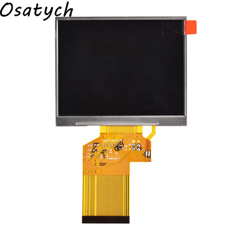 3.5inch LQ035NC111 LCD Screen Display Panel 320*240 Compatible With TM035KDH03