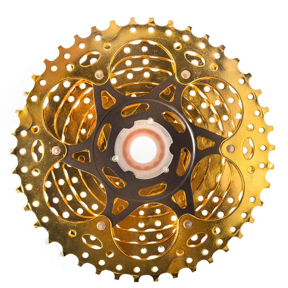 Gold-Golden-MTB-Cassette-11-Speed-Flywheel-cycling-11S-11-42-T-Cheap-for-shimano-sram
