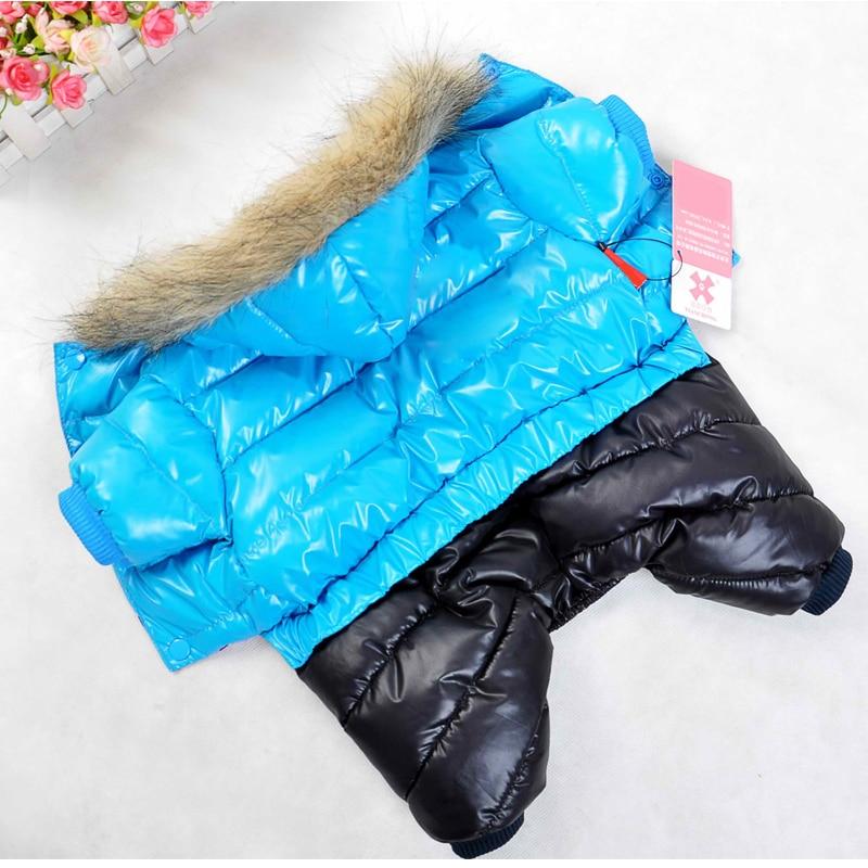 Kisállat ruházat Kis kutya ruhák kutyáknak Téli ruha meleg ruházat kutyáknak ChiHuaHua kutya kabát kabát kisállat karácsonyi ruhák