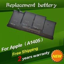 """Jigu специальная цена замена Батарея A1405 для MacBook Air 13 """"A1369 2011 года и A1466, пакет с подарком отвертки"""