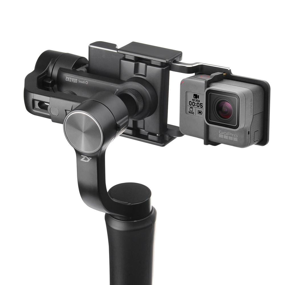 Mount Action Camera Gimbal Stabilizer Photographic Adapter Durable for DJI OSMO