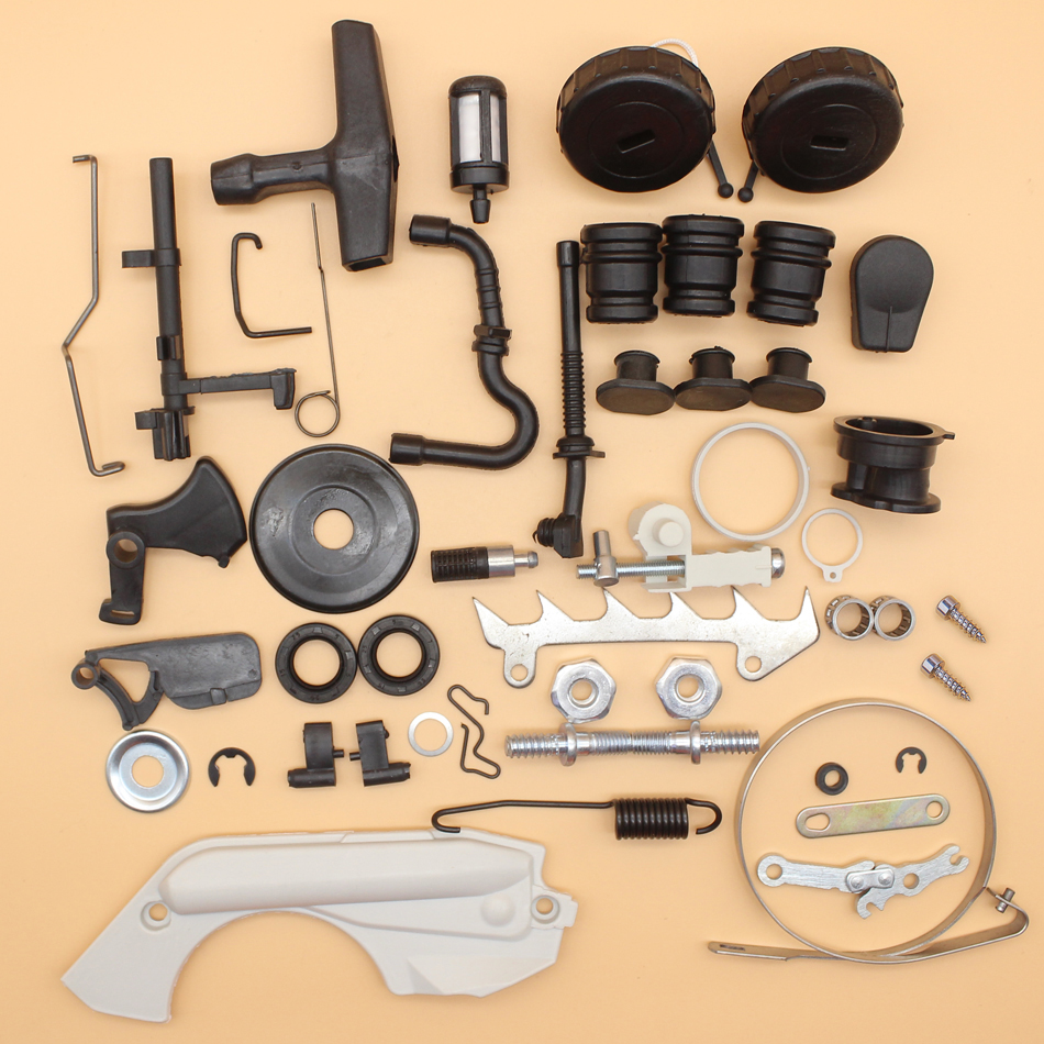 Chainsaw Repair Kit For STIHL MS180 MS170 MS 180 170 018 017 Chainsaw Parts бензопила stihl ms 180 c be 16 picco
