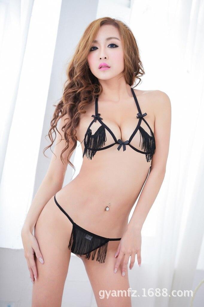 Open cup bra porn